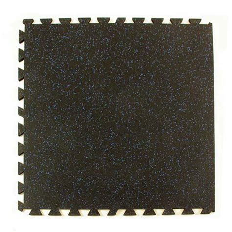 Geneva Rubber Gv03 Light Blue rubber floor tile 3 8 inch 10 percent color geneva