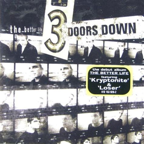 3 Doors The Better by Three Doors The Better Cd Covers