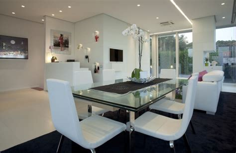 Dining Room White by Pinterio White Dining Room