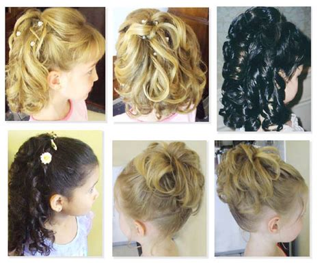 Wedding Hairstyles Junior Bridesmaids by Hairstyles For Junior Bridesmaids Hairstyles For Junior