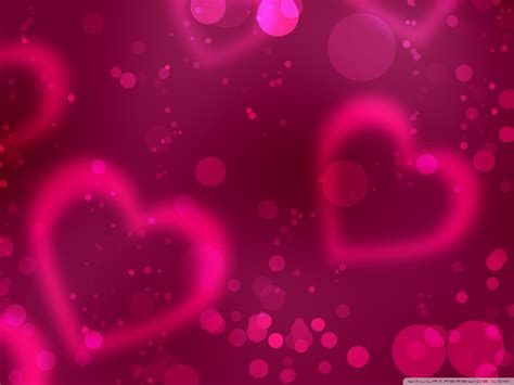 pink valentines day new year wallpaper 1680x1050 26542