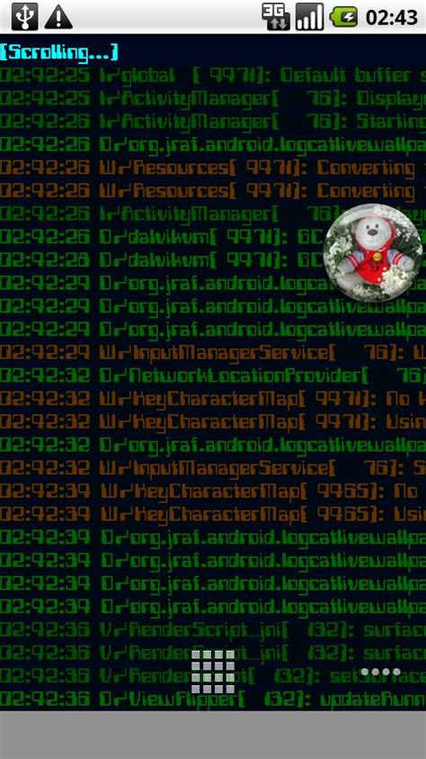 wallpaper android error logcat live wallpaper android apps on google play