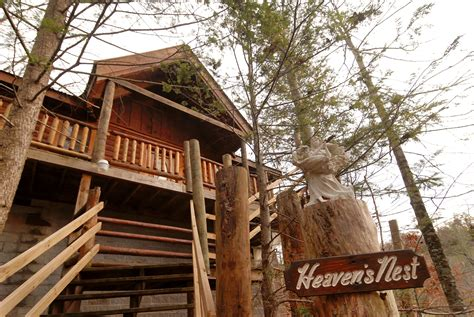Cabins Gatlinburg Pigeon Forge by Heaven S Nest Sky Harbour 950 Secluded Pigeon Forge