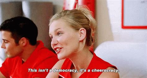 Bring It On Movie Meme - cheerocracy gif democracy cheer bringiton gifs say