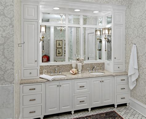 built in bathroom cabinet ideas gorgeous candice lighting method minneapolis
