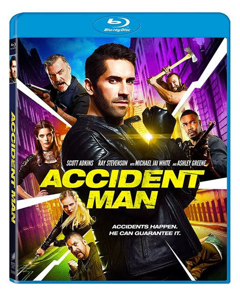 film semi bluray accident man movie review franchise fred approves we