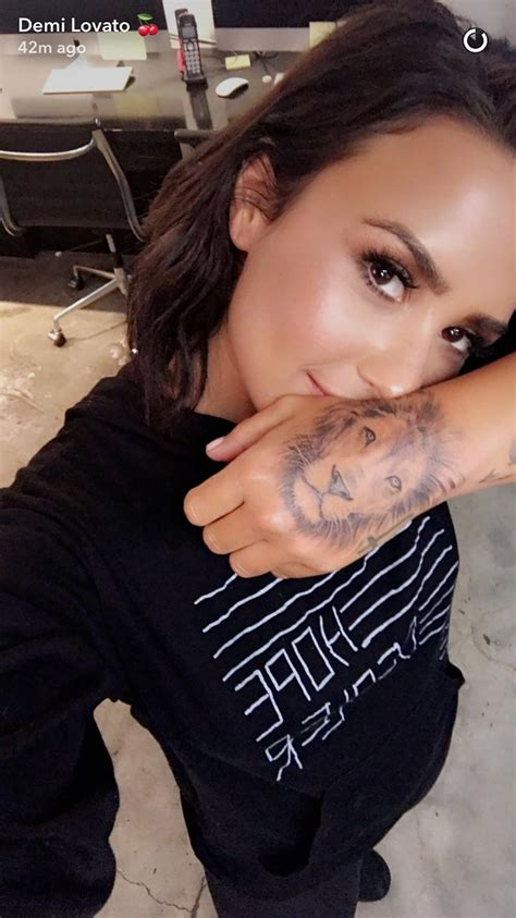 demi lovato tattoo removal 1744 best images about demi lovato on hair