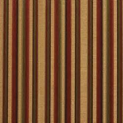 Marine Grade Upholstery Beige And Burgundy Small Scale Stripe Pattern Damask