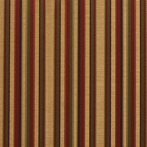 stripe upholstery fabric beige and burgundy small scale stripe pattern damask
