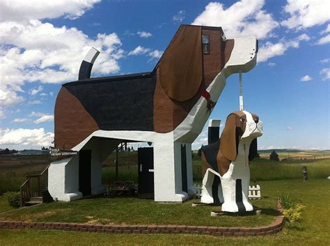 bed and breakfast idaho an interesting dog shaped bed breakfast in idaho