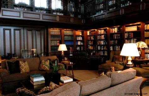 How To Decorate Traditional Style by Home Library Study Room Wallpapers 44 Home Library Study