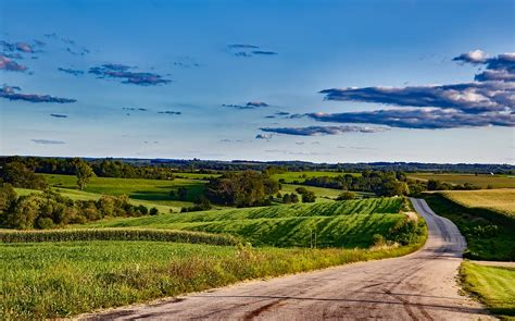 Free Photo Wisconsin Landscape Scenic Free Image On Landscaping Wi