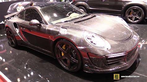 porsche stinger interior 2017 porsche 911 turbo s topcar stinger gtr carbon