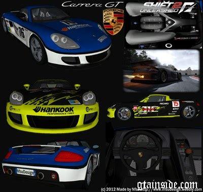 Porsche Z Antrag by Gta San Andreas Porsche Gt Mod Gtainside