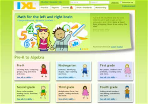 review of ixl math language arts practice website