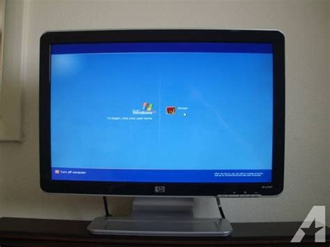 Monitor Lcd Forsa hewlett packard hp w1907 19 inch lcd color computer