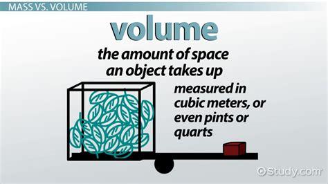 simple definition of matter matter mass volume lesson transcript study