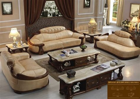 luxury leather sofa sets luxury leather furniture sofa set h161 id 8335869 product