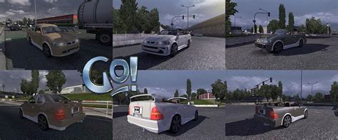 Saints Row 3 Auto Tuning by Auto Go In Traffic Ets2 Mods Euro Truck Simulator 2