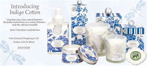 michel design works home fragrance diffuser indigo cotton michel design works candles home fragrances bath and