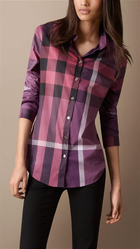 burberry brit shirts clothes fashion