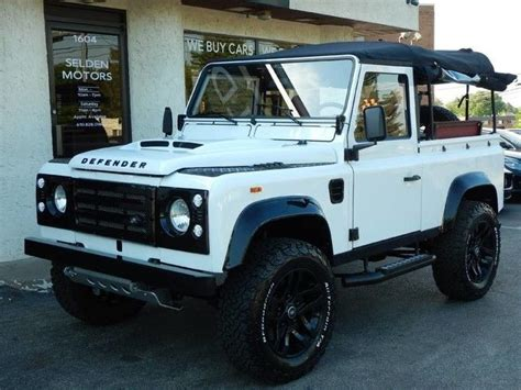where to buy car manuals 1991 land rover range rover on board diagnostic system 1991 land rover defender 90 2 5l turbo diesel engine five spd manual classic land