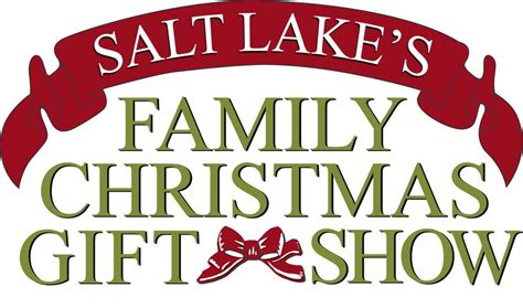 salt lake s family christmas gift show sandy ut nov