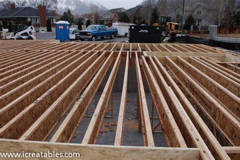 how to frame a floor framing floor home icreatables com