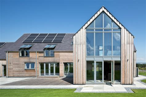 make house allan corfield architects the self build experts