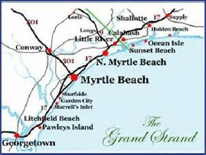 myrtle area maps