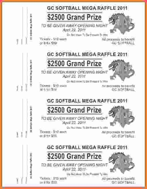sle raffle tickets template 28 images 20 free raffle