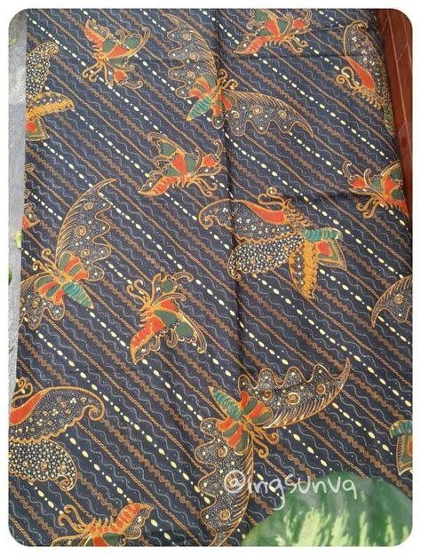 Blus Batik Lonceng Sogan 3 17 best images about batik tenun traditional fabrics on javanese the
