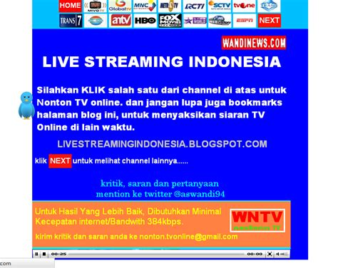 cara membuat tv online di blog wordpress agunk bloger cara membuat halaman tv online di blog