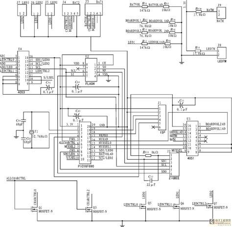 Street Light Wiring Diagram 27 Wiring Diagram Images Solar Light Schematic