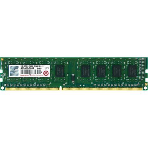 Ram Memory Pc pc ram memory transcend jetram jm1600kln 2g 2 gb 1 x 2 gb