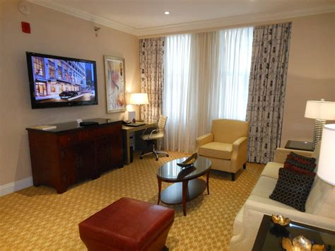 Living Room Marriott by Suite Living At Jw Marriott Chicago Loyalty Traveler