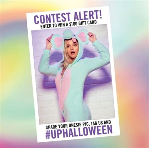 Urban Planet Gift Card - urban planet halloween contest win a 100 gift card