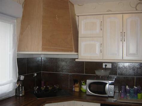 comment d 233 corer une hotte de cuisine