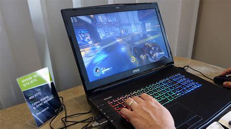 Vr Laptop On Vr Ready Asus Gl502vs Laptop Nvidia Gtx 1070