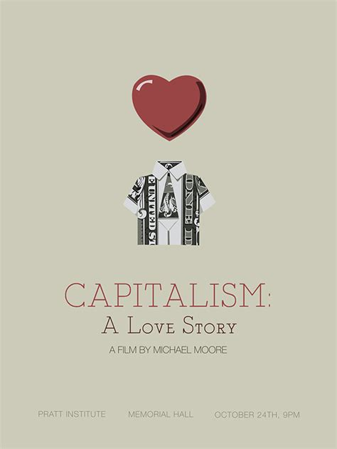 design is capitalism capitalism a love story on pratt portfolios