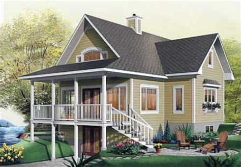 walk out basement home plans house plans and design house plans canada walk out basement