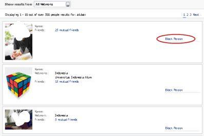 fb diblokir teman cara memblokir facebook orang lain quot michael s quot blog