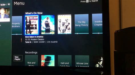 Unboxed Tv And Direct To Your Screen by New Directv Interface Update