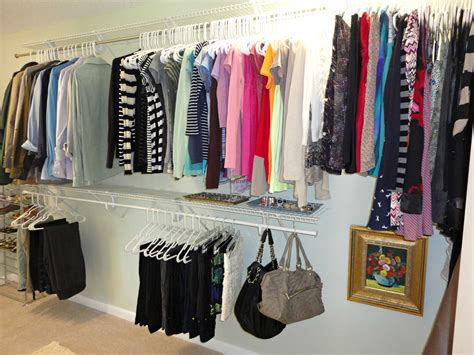 Wardrobe Makeover Ideas by Livelovediy The 50 Closet Makeover