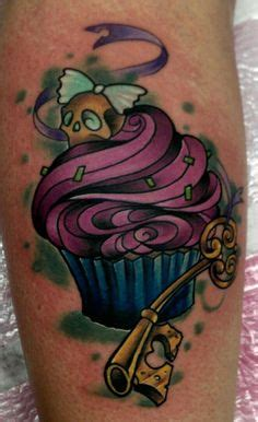 diamond key tattoo inked icing spooky and sweet