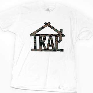 Trap House Clothing Trap Camo Men S T Shirt