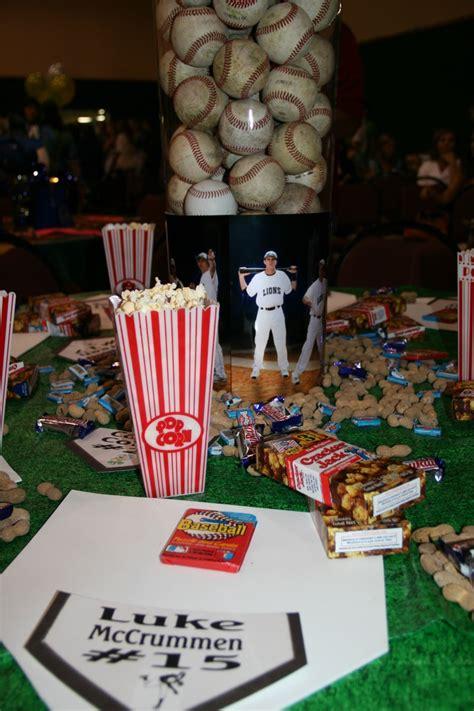 baseball banquet centerpieces pics for gt baseball banquet centerpieces