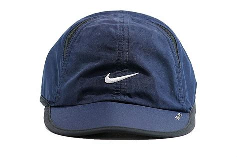 nike boy s dri fit baseball cap embroidered logo hat sz 4 7