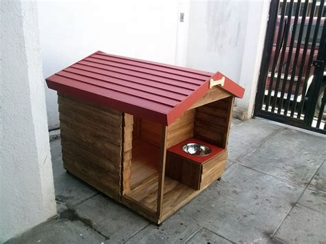 casa para perros comedero 100 casas de madera para mascota pet house grande msi