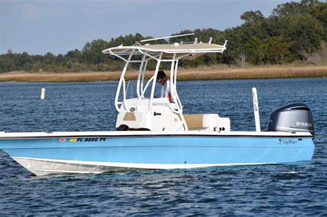 used saltwater boats for sale in florida 2015 used edgewater 240 inshore saltwater fishing boat for